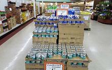 Sản phẩm sữa đặc của Vinamilk có mặt ở Mỹ