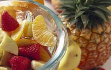 Ăn trái cây, giảm rượu để ngừa ung thư vú