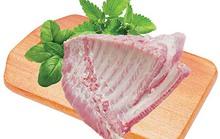 Thịt heo thảo mộc có mặt trên thị trường từ ngày 8-10