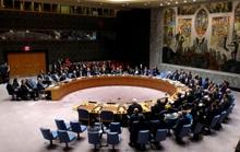 """Cảnh tượng """"kỳ lạ"""" tại Hội đồng Bảo an"""