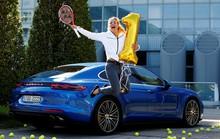 Tay vợt số 1 Kerber bị áp lực trước Vũ Hán Open