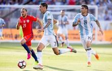 Vắng Messi, Argentina vẫn hạ gục Chile
