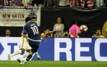 Messi lại lập siêu phẩm, Argentina thắng đẹp Mỹ