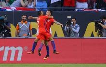 Hạ Colombia, Chile tái ngộ Argentina ở chung kết