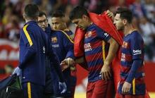Chấn thương nặng, Suarez có thể lỡ Copa America