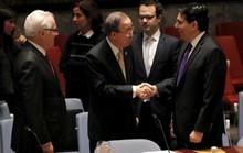 """Israel tố ông Ban Ki-moon """"khuyến khích khủng bố"""""""