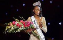Nữ quân nhân trở thành Hoa hậu Mỹ 2016