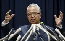 Bộ trưởng Nhật từ chức sau cáo buộc hối lộ