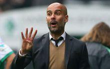 """Guardiola văng tục khi trả lời về khả năng """"ăn 4"""""""