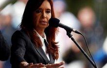 633 triệu USD của cựu tổng thống Argentina bị phong tỏa