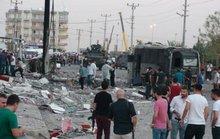 Thổ Nhĩ Kỳ rúng động vì đánh bom liên hoàn