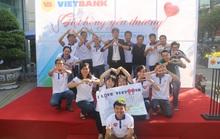 Hàng trăm nhân viên Vietbank hiến máu nhân đạo