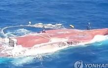 Danh tính 6 thuyền viên Việt trên tàu cá Hàn Quốc mất tích