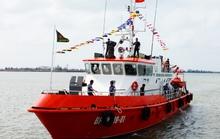 Tàu tuần tra hiện đại về biển Tây