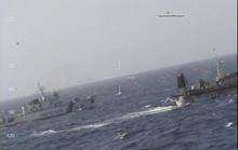 Argentina đánh chìm tàu cá Trung Quốc