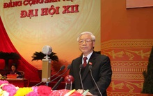 Giới thiệu Tổng Bí thư Nguyễn Phú Trọng tái cử