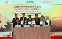 Hợp tác với nước ngoài phát triển năng lượng sạch
