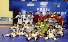 Thái Sơn Bắc lên ngôi vô địch