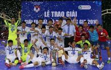Hai đội futsal Khánh Hòa chỉ xếp sau Thái Sơn Nam