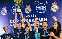Thành Đồng FC giành vé đi Madrid