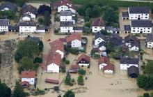 Lũ lụt tàn phá Đức, Pháp