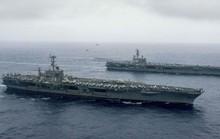 Mỹ đáp trả ở biển Đông