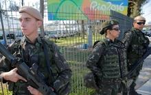 """Nỗi lo IS tấn công Olympic Rio bằng """"bom bẩn"""""""