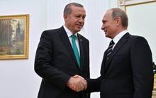 Quan hệ Nga - Thổ sang trang?