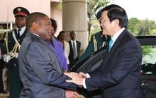 Việt Nam - Mozambique phấn đấu nâng kim ngạch song phương
