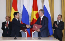 Xung lực mới cho quan hệ Việt - Nga