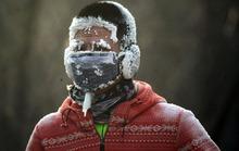 Lạnh bất thường vì lốc xoáy vùng cực