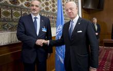 Gập ghềnh hòa đàm Syria