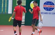 Hoàng Thiên - Hoàng Nam vào bán kết Vietnam F3 Futures