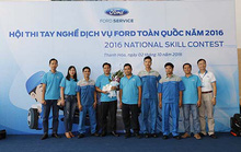 """Ford Việt Nam tổ chức """"Hội thi tay nghề dịch vụ toàn quốc"""""""