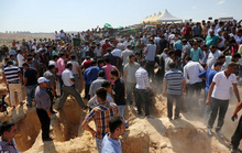 Thổ Nhĩ Kỳ nã pháo vào quân do Mỹ chống lưng ở Syria