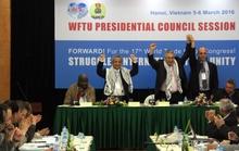 Liên hiệp Công đoàn thế giới ủng hộ Việt Nam bảo vệ chủ quyền tại biển Đông