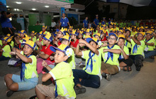 Hơn 1 tỉ đồng tổ chức trại hè cho con CNVC-LĐ