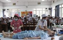 40 điều dưỡng tham gia hội thi tay nghề