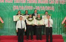 Tự hào truyền thống công nhân cao su