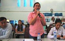 Phổ biến nghị quyết Đảng đến CNVC-LĐ