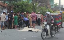 Đôi nam nữ bị xe tải tông lúc rạng sáng