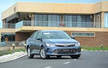Toyota Việt Nam triệu hồi 2.410 xe Camry 2.0 E