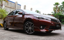 """""""Cố thủ"""" trong thiết kế cũ, Toyota đang hụt hơi so với đối thủ?"""