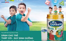Dinh dưỡng cho trẻ ốm yếu