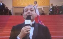 """""""Tung chiêu"""" trên thảm đỏ Cannes, diễn viên Hoa ngữ bị chỉ trích"""