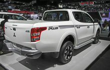 Bán tải Mitsubishi Triton 2017 có giá 310 triệu đồng