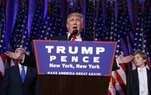Phản ứng của Việt Nam về việc ông Trump đắc cử Tổng thổng Mỹ