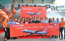 Jetstar Pacific nhận giải Thương hiệu tiêu biểu