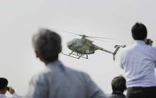 Triều Tiên mở hội bay