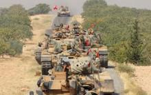 Biên giới Thổ Nhĩ Kỳ - Syria sạch bóng IS